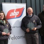 Senior Winners Eliis Mutch & Abbie Anderson