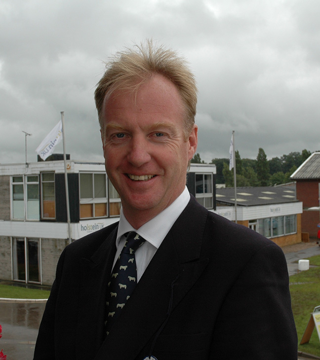 Alasdair Houston Society Chairman