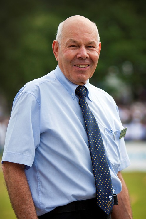 BCCS president Ralph Needham