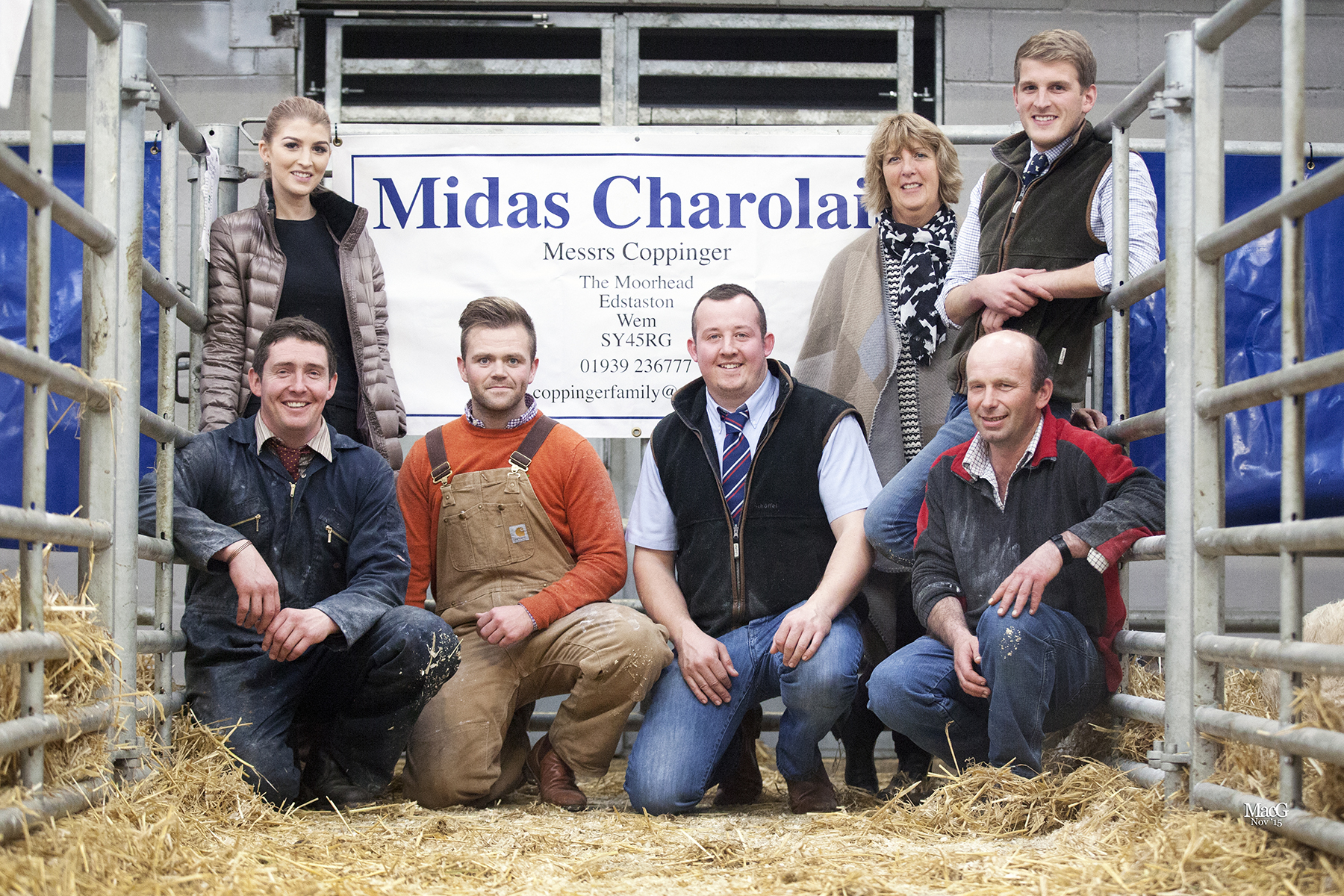 The Midas Team