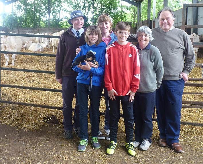 The Morris Family